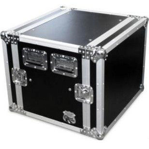 Amplifier Rack Speaker Case / Audio Equipment 2U/4U/6U/8U/10U /12U  Flight Case