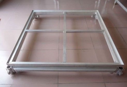 Waterproof Acrylic Glass Stage Platform